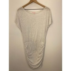 Victoria's Secret Solid Mini Dress Gray Size XS